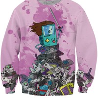BMO the Conqueror Crewneck Sweatshirt