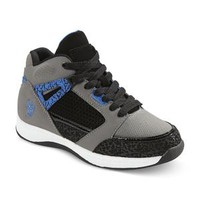 Boy's Reed High-Top Athletic Sneaker - Gray/Blue/Black