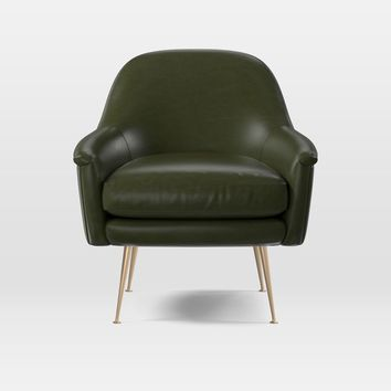 PHOEBE LEATHER CHAIR