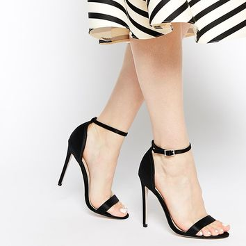 ASOS HOST Heeled Sandals