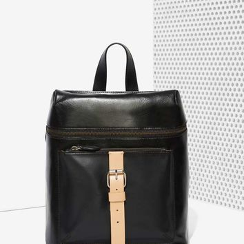 Kelsi Dagger Metro Leather Backpack
