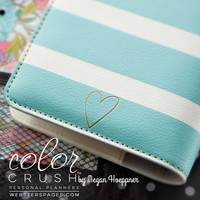 PERSONAL PLANNER Kit STRIPE-Webster's Pages-PRE_ORDER only