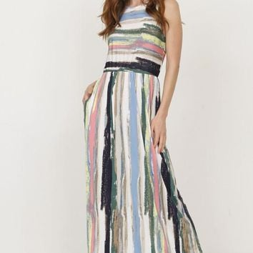 Picture Perfect Maxi Dress in Pink