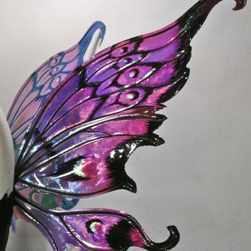 Nimue Painted Iridescent Fairy Wings