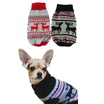 Winter Clothes for Small Pets Dog Clothes & Cat Clothes