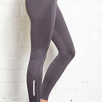 FOREVER 21 Paneled Performance Leggings