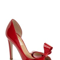 """Women's Valentino Couture Bow d'Orsay Pump, 4"""" heel"""