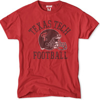 Texas Tech Red Raiders Football Tee