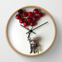Up Pixar toys Wall Clock by Emiliano Morciano (Ateyo)