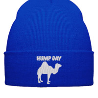 hump day Beanie - Beanie Cuffed Knit Cap