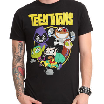 DC Comics Teen Titans T-Shirt