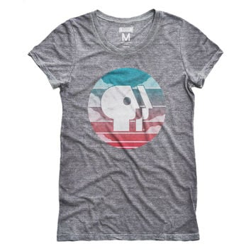 PBS Logo Pastel Women's T-Shirt