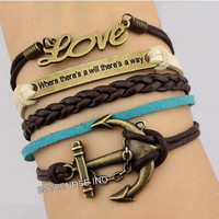 Anchor Bronze Set