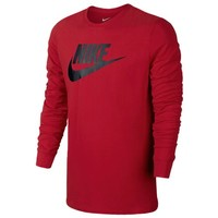 Nike Futura Icon Long Sleeve T-Shirt - Men's at Footaction