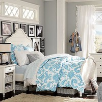 Genevieve Ikat Bedroom