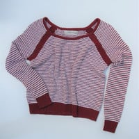 Love Madly Urban Outfitters Cropped Scoop Neck L/S Sweater S
