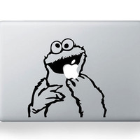 Frog---Macbook decal Macbook sticker Mac decal Mac sticker Vinyl Mac decal Macbook pro decal Macbook air decal ipad decal iphone decal
