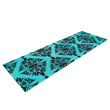 "Pom Graphic Design ""Eye Symmetry Pattern"" Yoga Mat"