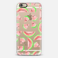Summertime Fresh Transparent iPhone 6 case by Lisa Argyropoulos | Casetify