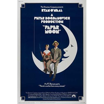 Paper Moon 11x17 Movie Poster (1973)
