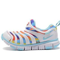 DCCKIG3 NIKE DYNAMO FOR KID Colorful Running Shoes