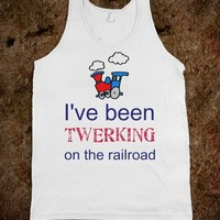 I've Been TWERKING on the Railroad - Finley Hill