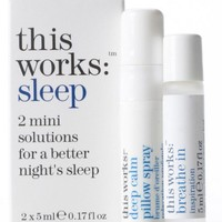 This Works sleep : This Works natural beauty