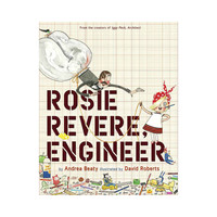 Rosie Revere, Engineer Hardcover