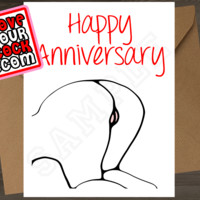 Ass-up (Pink Pussy) - Happy Anniversary - ILoveYourCock.com