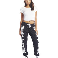 New York Jogger Pants | Wet Seal