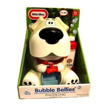 Mitts Bubble Bellies Little Tikes Bubble Maker