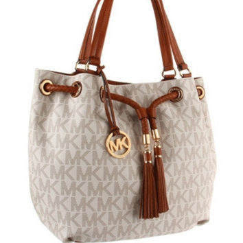 281006d44d3be8 michael kors marina large gathered tote vanilla jet set crossbody ...