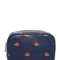 Fox Print Makeup Bag - Beauty - 1000179581 - Forever 21 EU English