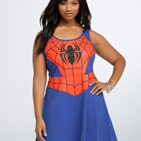 Marvel Spiderman Skater Dress