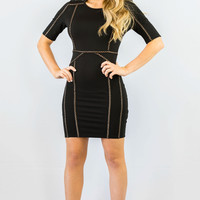 WYLDR Kayla Stud Dress