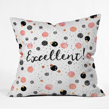 Elisabeth Fredriksson Excellent Throw Pillow