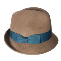 Hat Attack: Short brim fedora