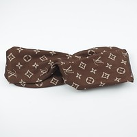 Louis Vuitton Women Accessory Headwrap Headband Wide Hair Bands