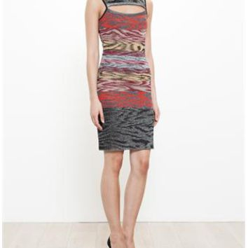 MISSONI | Knit Mini Dress | brownsfashion.com | The Finest Edit of Luxury Fashion | Clothes, Shoes, Bags and Accessories for Men & Women