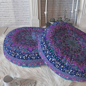 Aimee St Hill Farah Floor Pillow Round