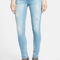 KUT from the Kloth 'Mia' Distressed Skinny Jeans (Real)