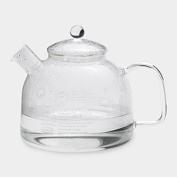 Glass Water Kettle | MoMA