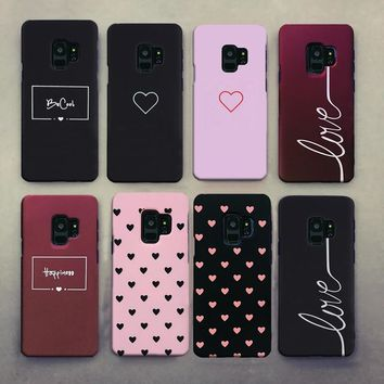 Couples Love Heart Case