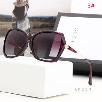GUCCI Fashion New Polarized More Color Women Travel Eyeglasses Glasses