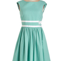 Bea & Dot Mid-length Sleeveless A-line Refreshing Arrival Dress