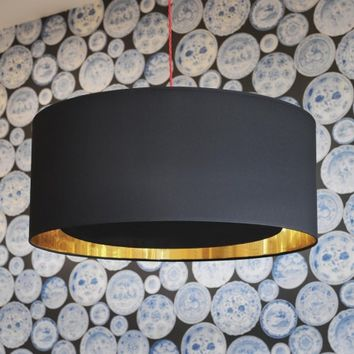 Black and Gold Ceiling Diffuser