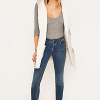 Ecote Cosy Hoodie Gilet - Urban Outfitters
