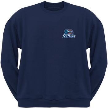 Missouri River Otters - Embroidered Logo Sweatshirt