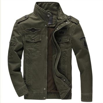 BEst Jacket GERMAN ARMY CLASSIC PARKA MILITARY COMBAT MENS JACKET Men's Army Combat Uniform Coat chaqueta hombre