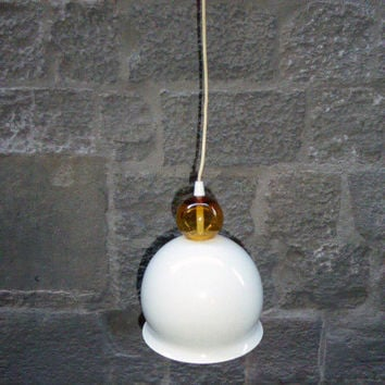 Vintage Philips hanging lamp, 70s